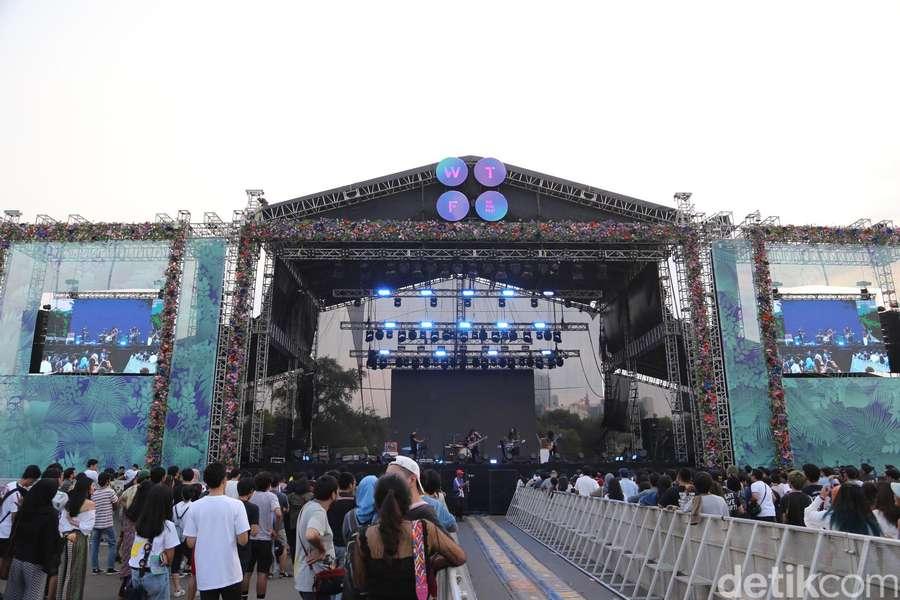 Hari Pertama We The Fest yang Sulit Dilupakan