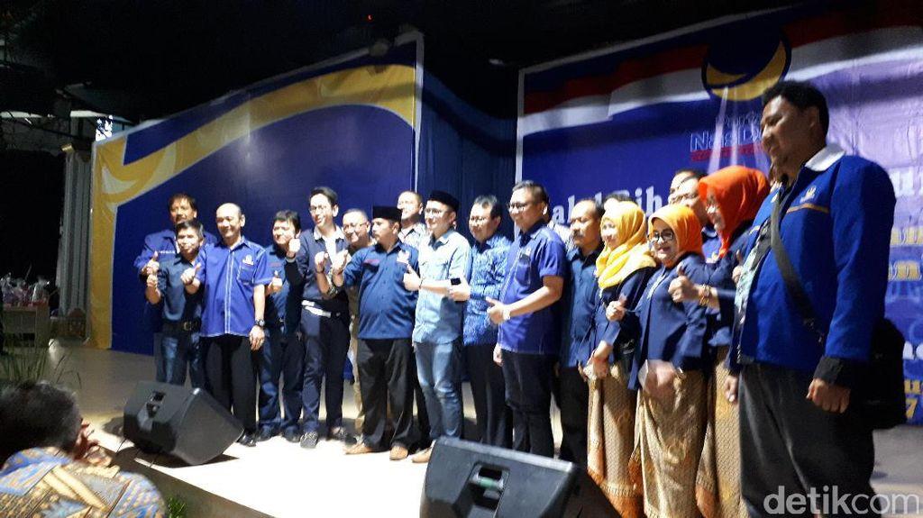 NasDem Umumkan 6 Orang yang Lolos Penjaringan Pilwalkot Bandung