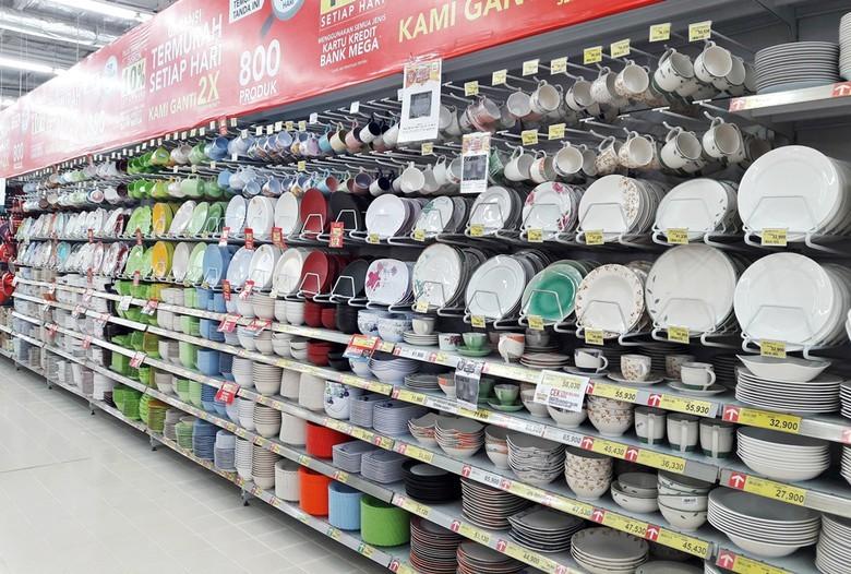 Promo Akhir Pekan Transmart Carrefour Tawarkan Alat Rumah Tangga