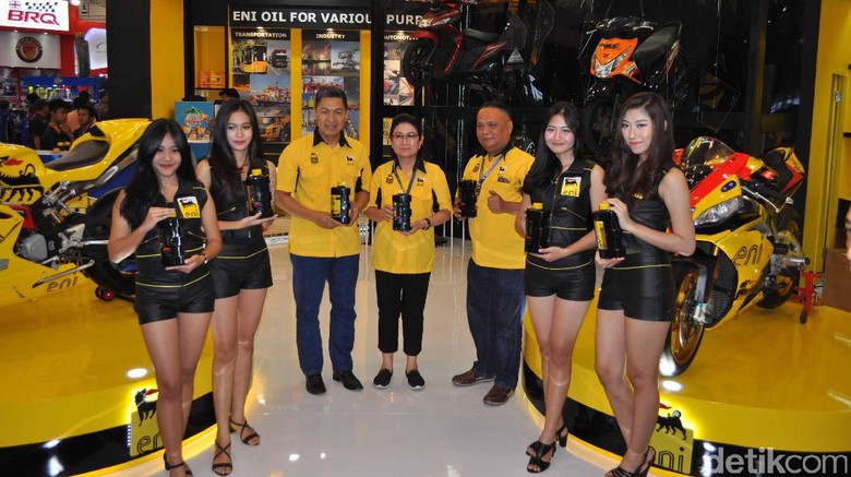 ENI Oil Kenalkan Pelumas Khusus Motor Matik