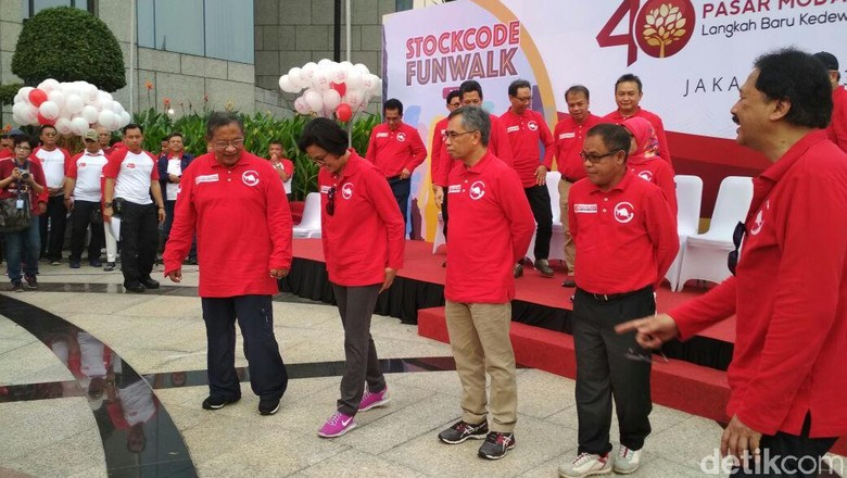 Gantikan Jokowi, Sri Mulyani dan Darmin Resmikan Banteng Wulung