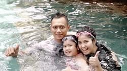 Agus Harimurti Yudhoyono (AHY) punya postur tubuh yang baik dan diidam-idamkan. Hmm... apa yang dia lakukan ya agar postur tubuhnya selalu terjaga?