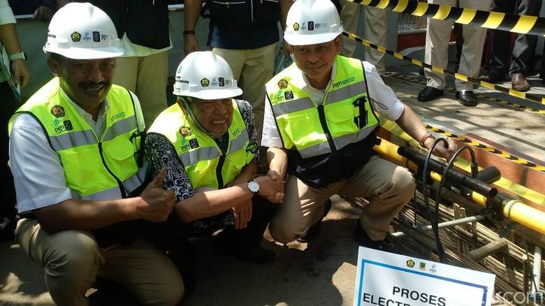 Jonan Target 60 Ribu Rumah Tangga Tersambung Jargas di 2017