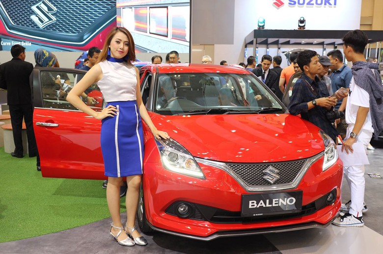 Suzuki Hadirkan Program Tukar Tambah di GIIAS 2017