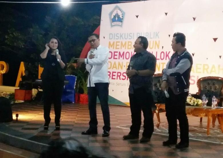ICW: Bantaeng Contoh Baik Bagi Daerah Lain untuk Melawan Korupsi