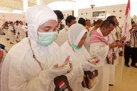 Gelombang Kedua Dimulai, Jemaah Jatim Pertama Tiba di Jeddah