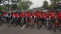 Klub Apache: Gowes Pagi Menyambung Silaturahmi