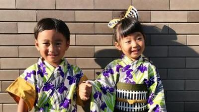 Foto: Anak Kembar Cowok dan Cewek yang Bikin Gemas!