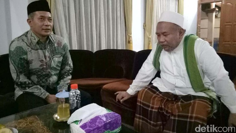 Balon Gubernur Jateng Sambangi Ponpes At Tauhidiyah Tegal