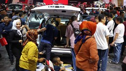 Tak Hanya di Jakarta, Mitsubishi Xpander Bikin Heboh di Daerah