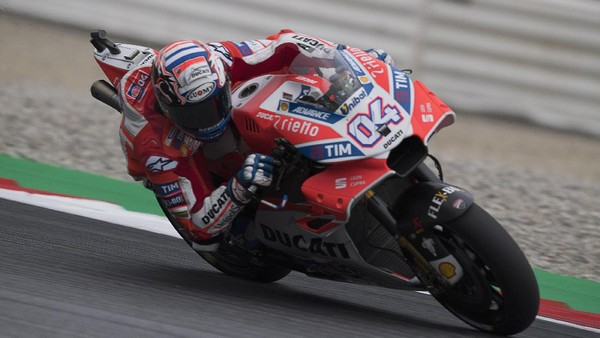 Hasil MotoGP Austria 2017