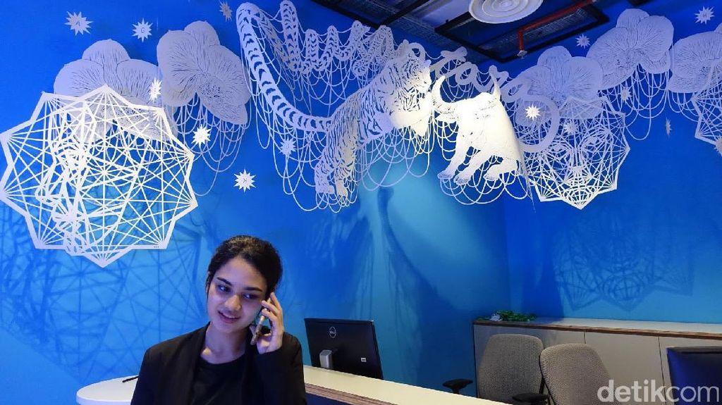 Mengintip Kantor Baru Facebook di Jakarta