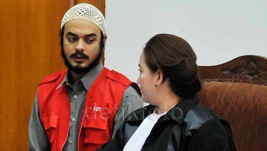 Ditangkap Lagi, Rio Reifan Sudah Mengaku dan Positif Pakai Sabu