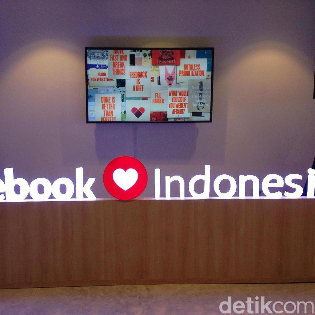 Menkominfo Tagih Janji Facebook Soal Perlindungan Data