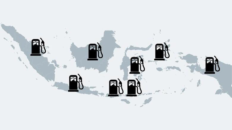 Harga BBM di 4 Daerah Sumbagsel Ini Bakal Sama dengan Jawa