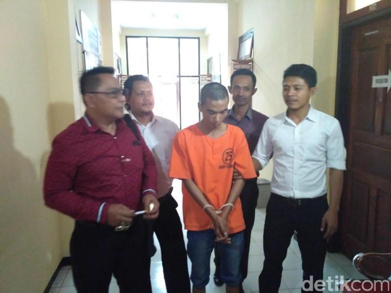Pembunuh Pelajar di Situbondo Bawa Motor untuk Pamit ke Istri