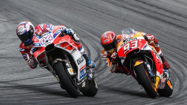Buah Pengalaman Panjang Dovizioso Bersama Ducati