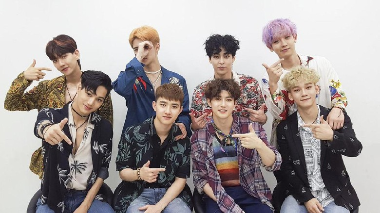 EXO Siap Rilis Album Winter!