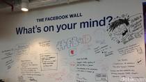 Facebook Jadi Perusahaan Terbaik 2017, Ini 10 Fasilitasnya yang Bikin Iri