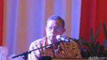 Menko Darmin akan Antar Bobby Serahkan Paningset ke Rumah Jokowi