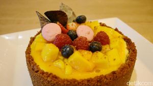 Mencicipi 4 Dessert Mangga Enak Racikan 2 Chef