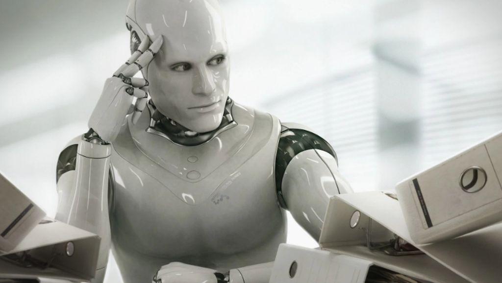 China Pimpin Pasar Robot Dunia