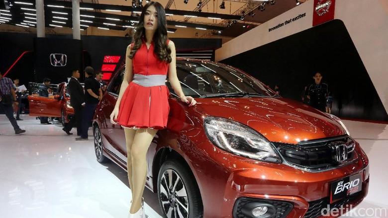 Honda Jual 15.112 Mobil di Bulan September