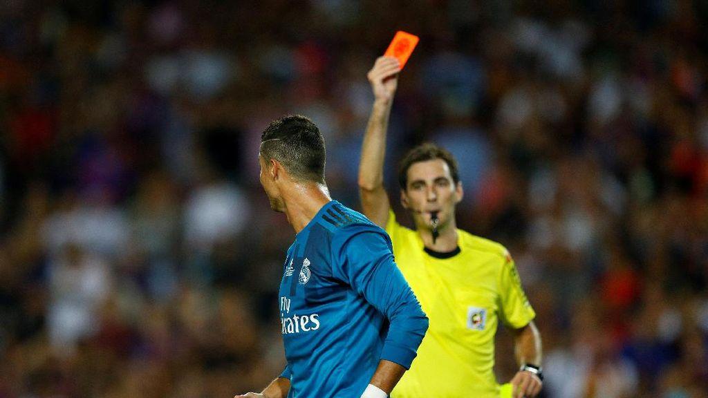 Ronaldo Sebut Hukumannya Berlebihan dan Konyol
