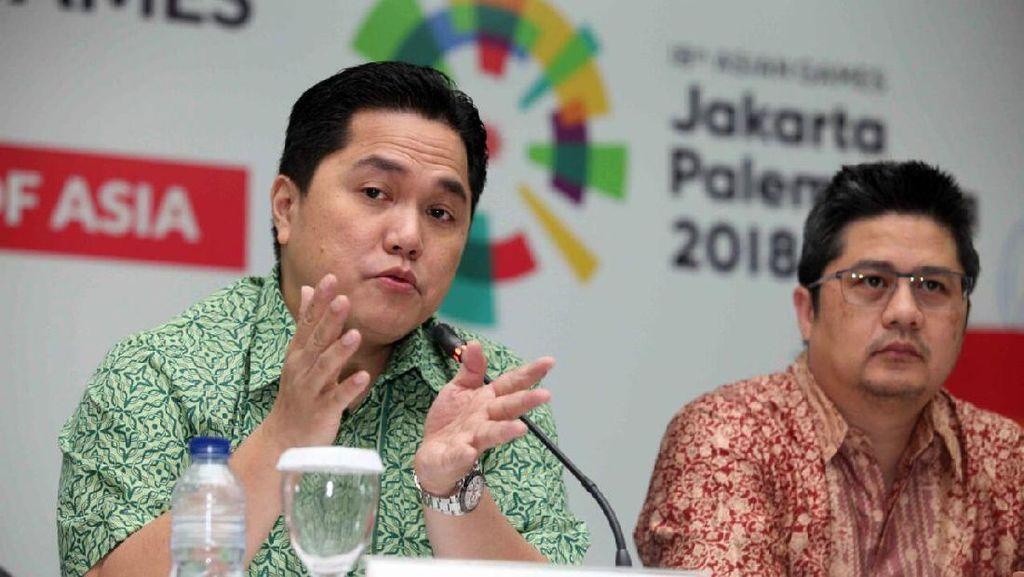 KOI: Penunjukan CdM Asian Games Tunggu Kepastian Dana