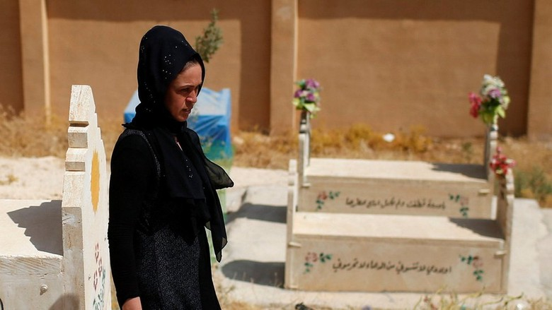 ISIS Jual Perempuan Yazidi Seharga Rp 93 Juta Hingga Rp 200 Juta