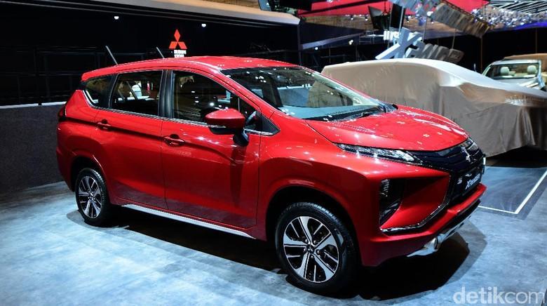 Xpander Kerek Penjualan Model Lain Mitsubishi