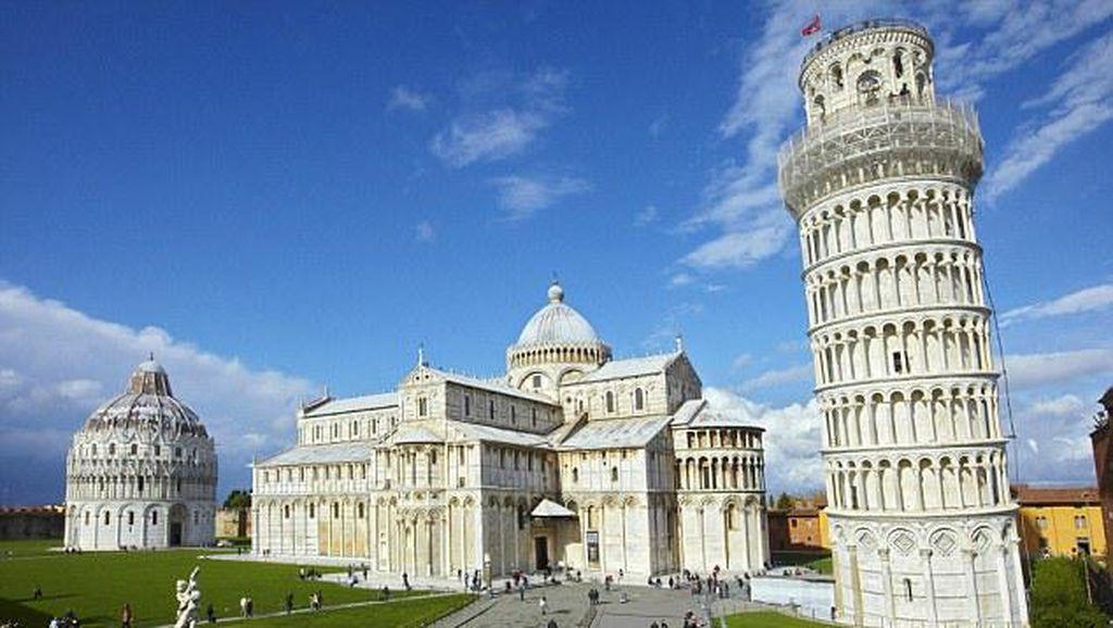 Turis Jepang Meninggal di Menara Pisa, Penyebabnya Misterius