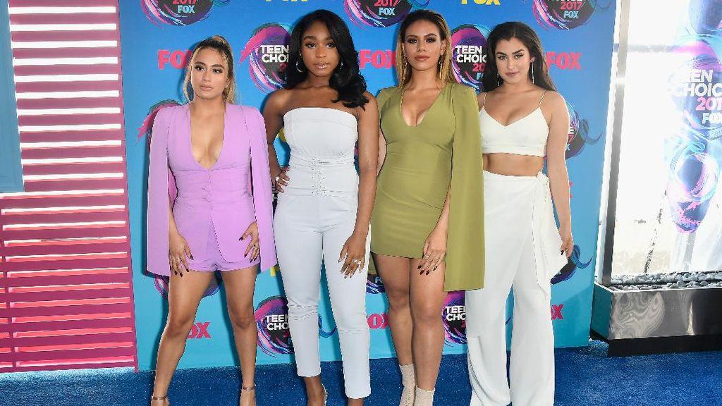 Setelah Konser di Jakarta, Fifth Harmony Vakum?
