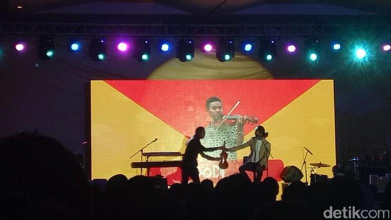 Penonton Indonesia Happy Terbahak-bahak saat Dodit Mulyanto Tampil