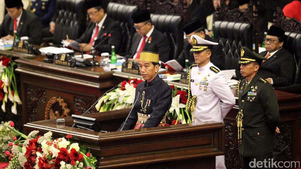 Jokowi: 72 Tahun Merdeka, Sertifikasi Lahan Rakyat Belum Tuntas