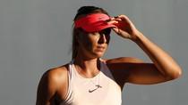Makin Terbuka Terhadap Fans, Sharapova Juga Merasa Masih Muda