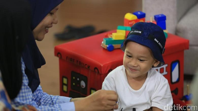 Biasakan Lakukan Ini Yuk Agar Anak Mandiri/ Foto: Wirsad Hafiz