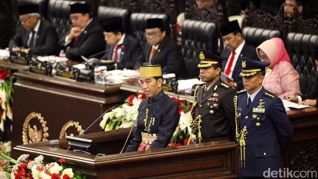 Tak Ada Rencana Kenaikan Gaji PNS di Pidato Jokowi