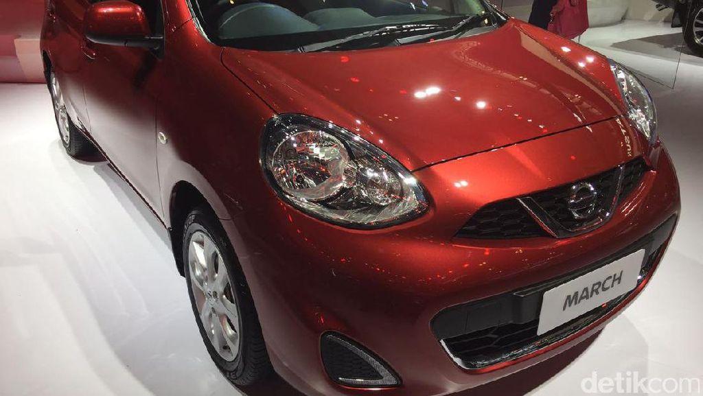 Beli Nissan Serena dan March Gratis Audio Venom