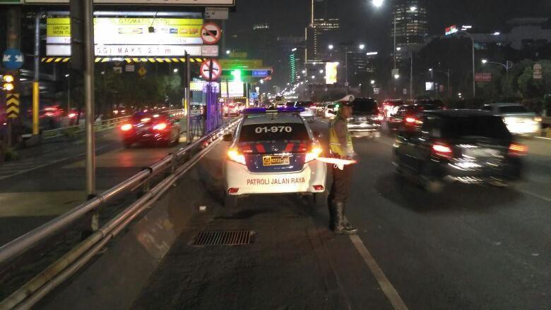 Harpitnas, Jalanan di Jakarta Malam Ini Lancar