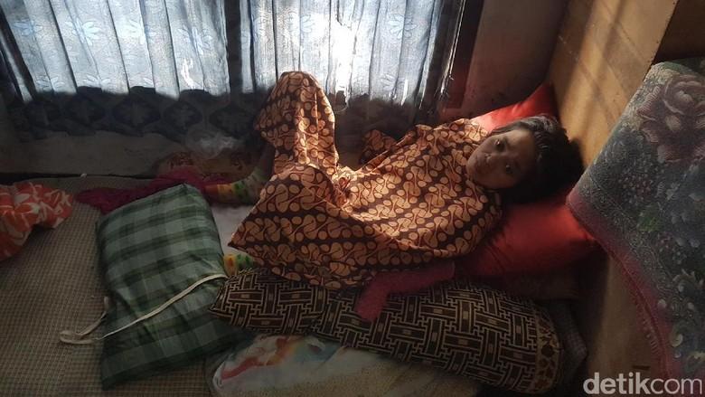 Tolong, Ibu di Pandeglang Idap Kanker dan Tak Bisa Berobat di RS