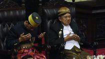 Momen-momen Penting Makan Siang Jokowi-JK