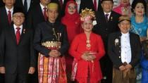 Pidato Sidang Tahunan, Jokowi Puji MPR-DPR-DPD