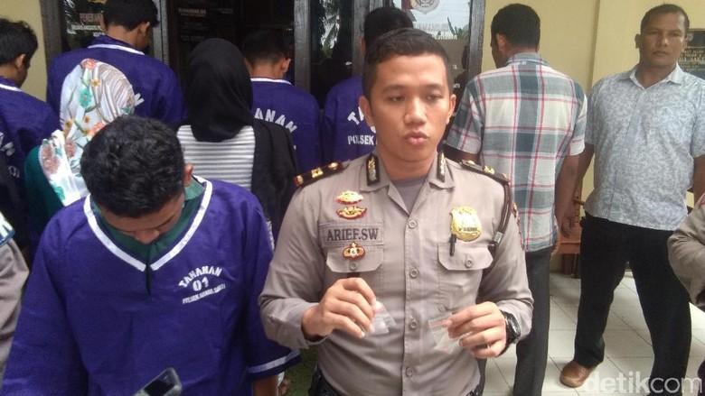 Kades di Aceh Ditangkap saat Pesta Narkoba di Tempat Karaoke