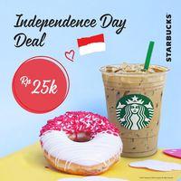 Promo Starbucks.