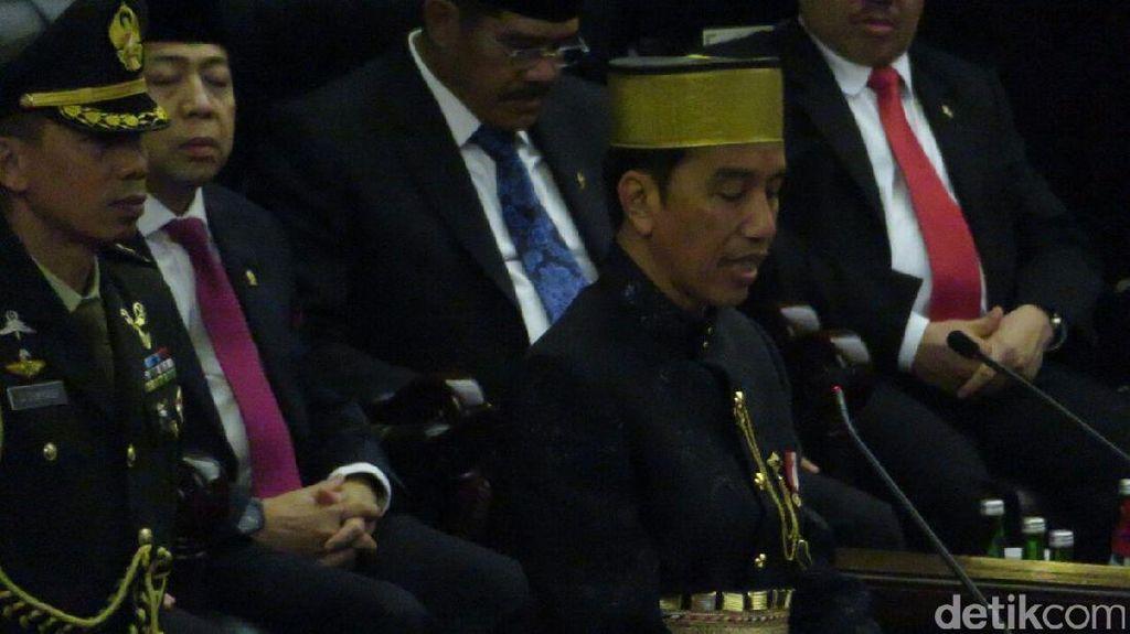 DPD Beberkan PR untuk Jokowi, Apa Saja?