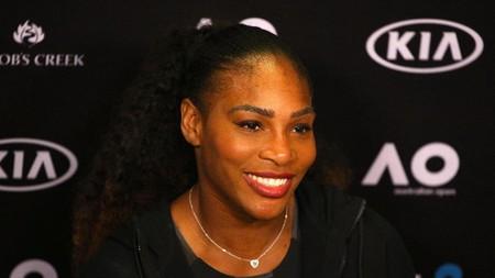 Mellow-nya Serena Williams Saat Bicara Soal Menyusui Putrinya