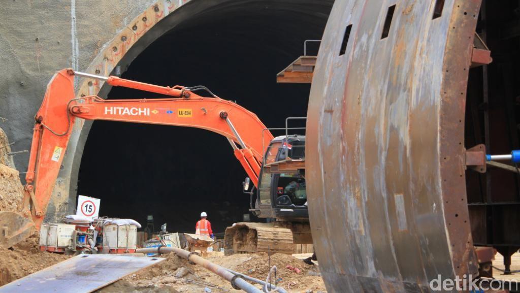 Terowongan Tol Cisumdawu Terkendala Lahan, 1 Ha Belum Bebas