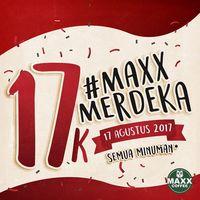 Promo 17 Agustus Maxx Coffee.