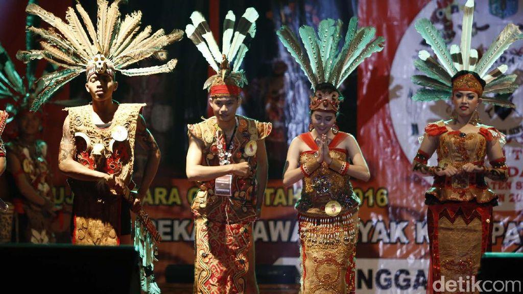 Gawai Dayak: Pesta Rakyat di Batas Negara